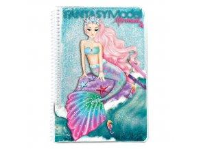 Fantasy Model Mermaid 1