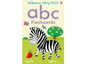 Very First ABC Flashcards 1