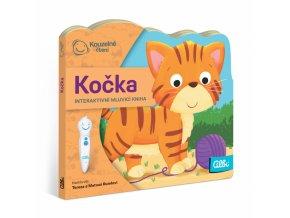 Minikniha Kouzelné čtení pro nejmenší Kočka 1