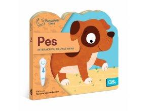 Minikniha Kouzelné čtení pro nejmenší Pes 1