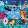 Night Time Book and Jigsaws F3