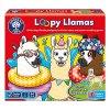 Lamy s kruhy (Loopy Llamas) 1