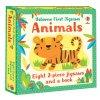 Usborne First Jigsaws Animals 1