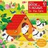 3x9 dílků On the Farm (Book and Jigsaw) 1
