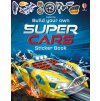 Build your own Super Cars Sticker Book 1
