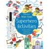 Wipe Clean Superhero Activities 1