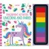 Fingerprint Activities Unicorns and Fairies 1
