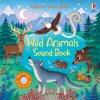Wild Animals Sound Book 1
