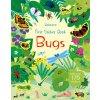 First Sticker Book Bugs