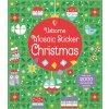 Mosaic sticker Christmas