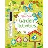 Wipe clean garden activities 1