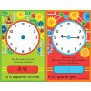 Telling the time flash cards 3