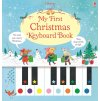 My first Christmas keyboard book 1