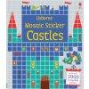 Mosaic sticker castles 1