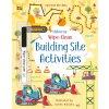 Wipe clean building site activities