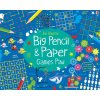 Big pencil and paper games pad 1
