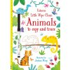 Little wipe clean animals to copy and trace