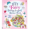 1001 fairy things to spot sticker book 1