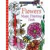 Usborne minis Magic Painting Book Flowers
