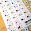 Anglická abeceda pro děti 1