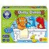 Vzdělávací hra Dinosauři, do vany 1
