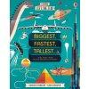 Lift the Flap Biggest, Fastest, Tallest…