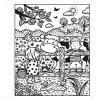 Poppy and Sam's Farm Animals Magic Painting