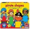 Vzdělávací hra Učte se tvary s piráty 1