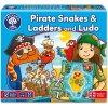 Vzdělávací hra Pirátské žebříky a hadi 1
