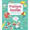 Fractions and decimals activity book 1