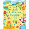 Little children's holiday pad 1