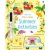Wipe Clean Summer Activities