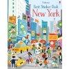 First sticker book New York 1