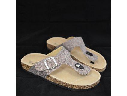 Boty Pantofle (Pohled ze strany)