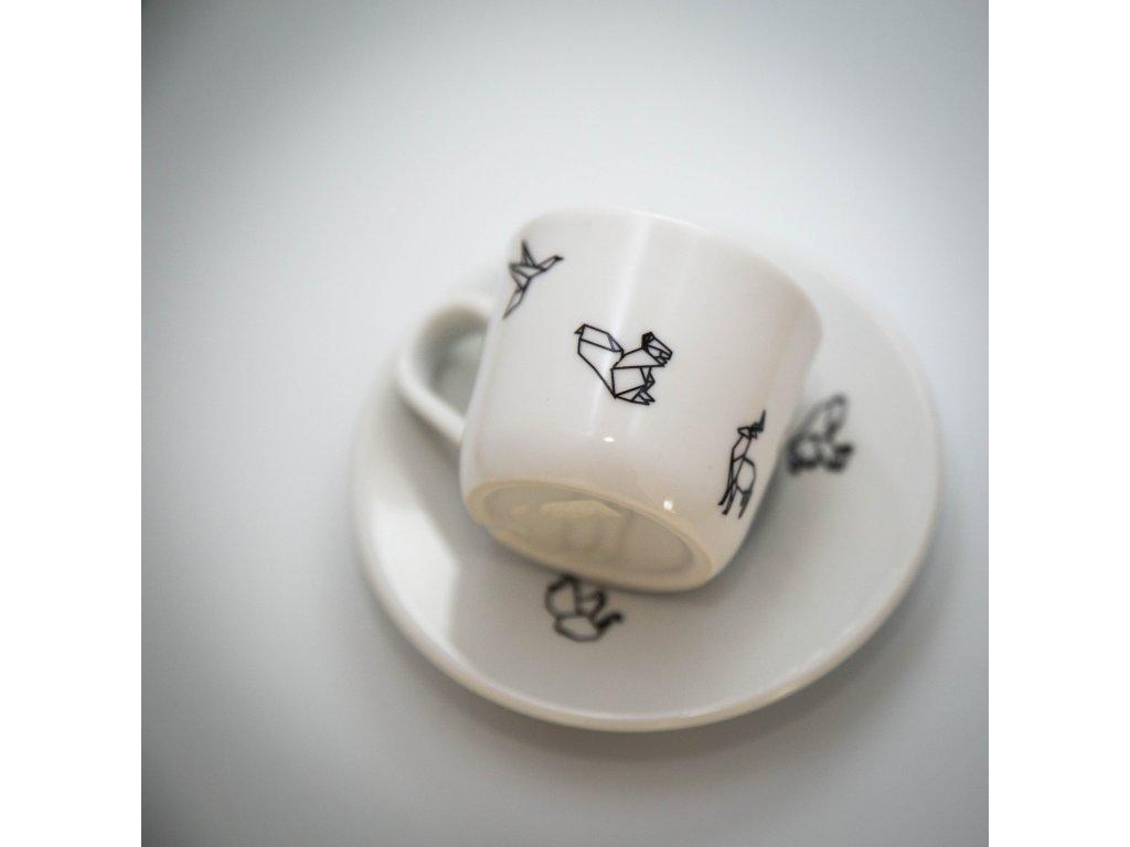 Origami espresso