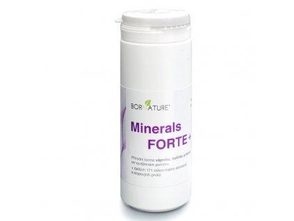 BORNATURE minerals forteminerals forte
