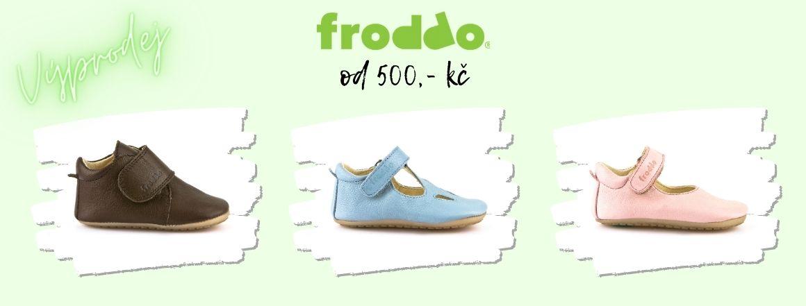 Froddo Prewalkers