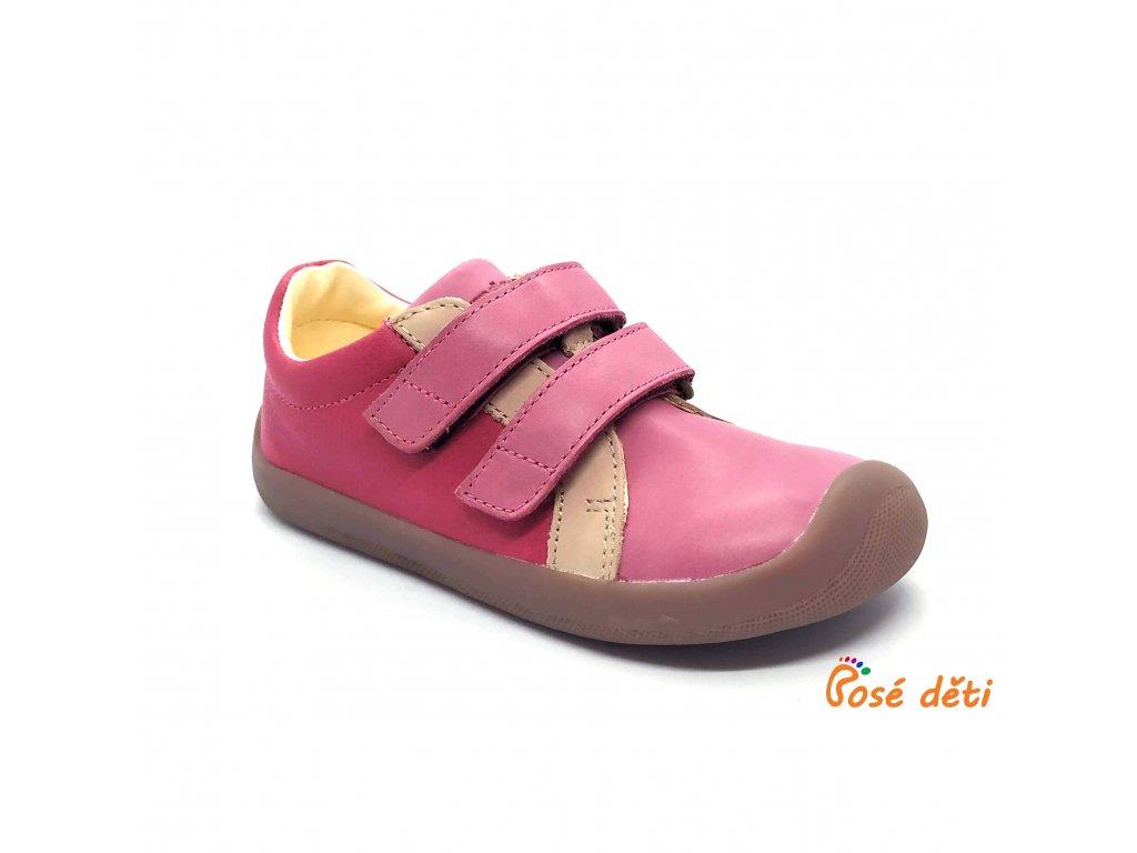 Bundgaard Walker Velcro Pink