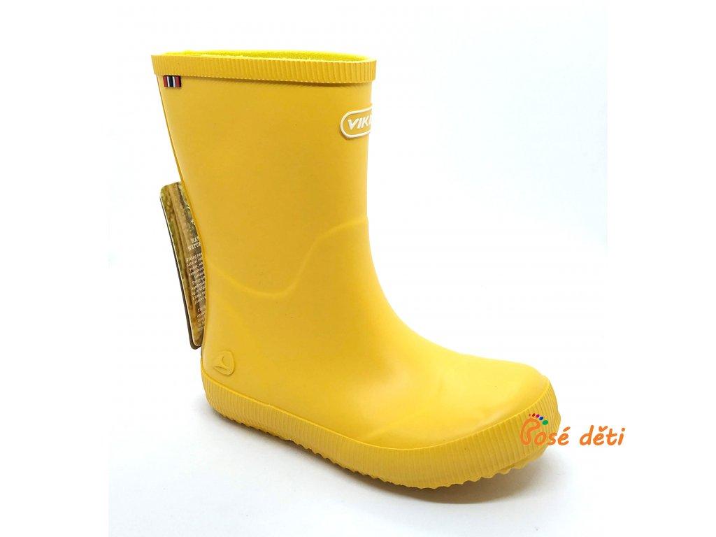 Holínky Viking Classic Indie Yellow