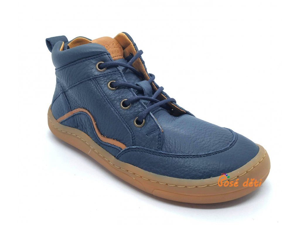 Froddo Barefoot Lace-up Blue
