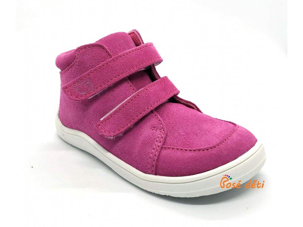 Baby Bare Shoes - FEBO Fall Fuchsia
