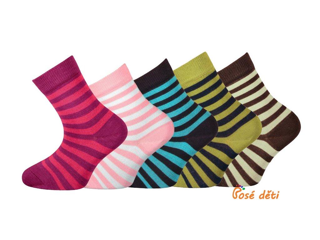 Babar - bambusové ponožky