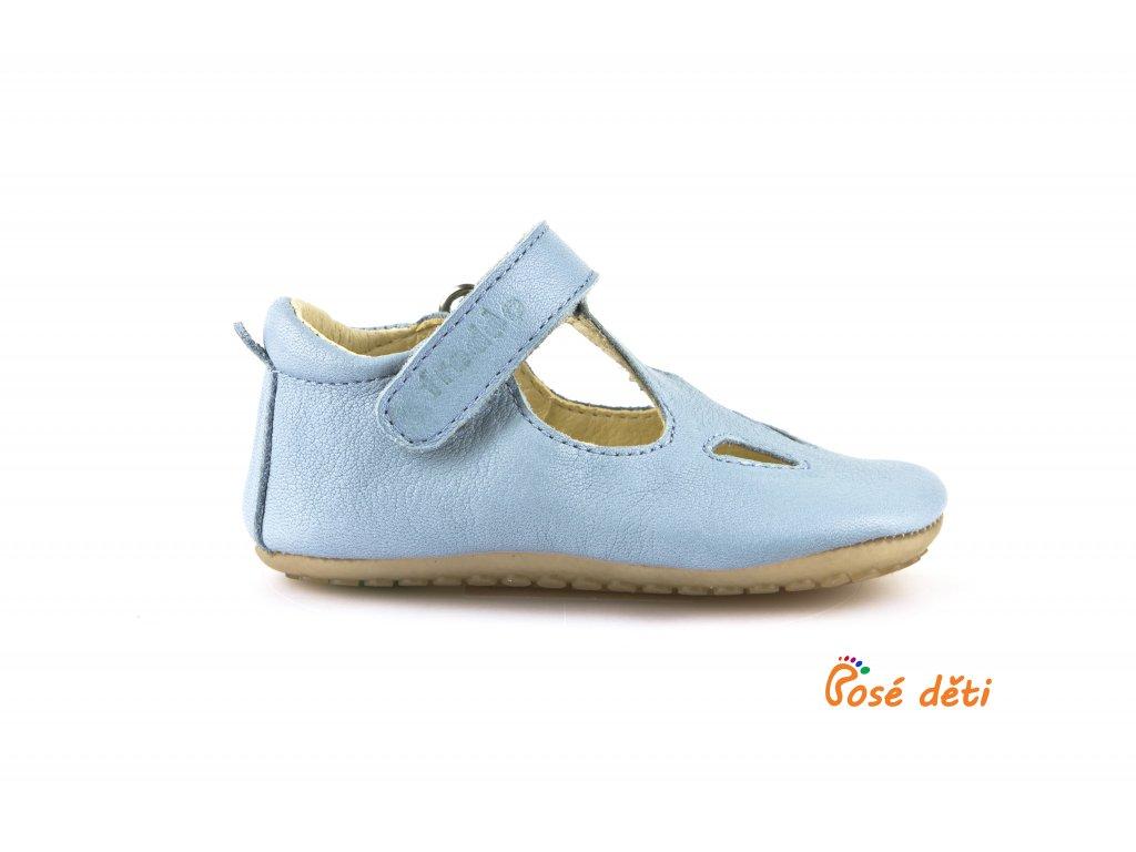 Froddo Prewalkers Sandal Light Blue