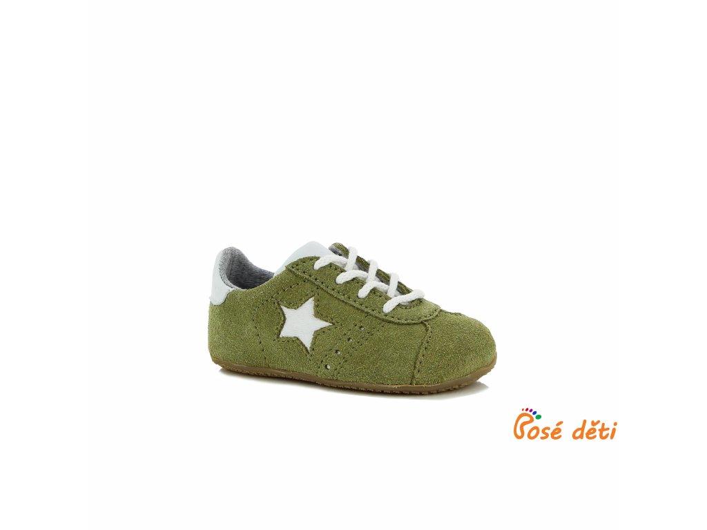 Living Kitzbuehel celoročky zelené s hvězdou