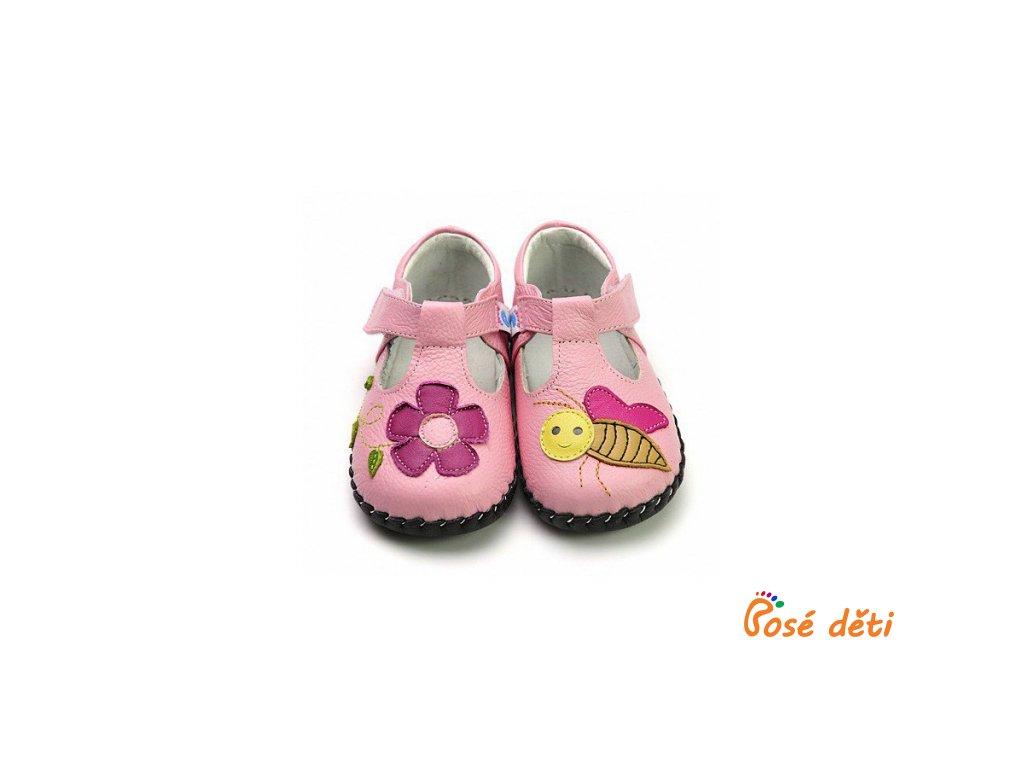 Freycoo Baby LETNÍ Sára růžové