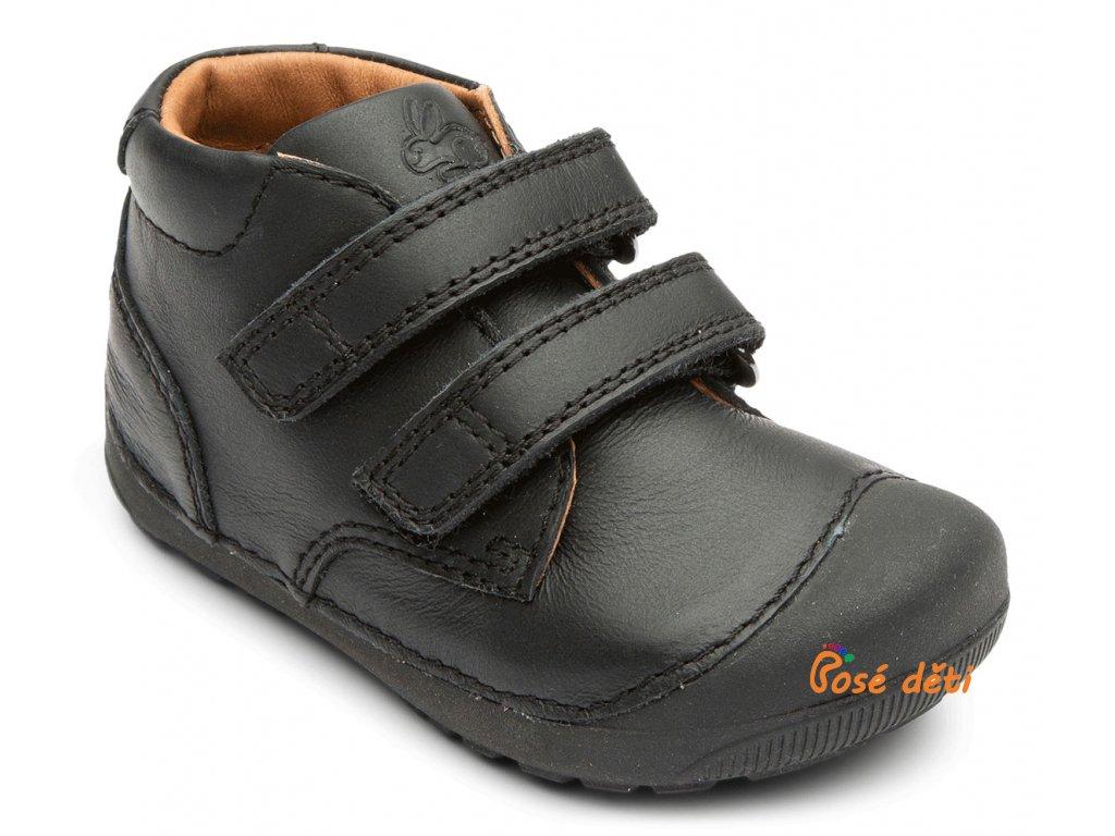Bundgaard Petit Velcro Black/Black