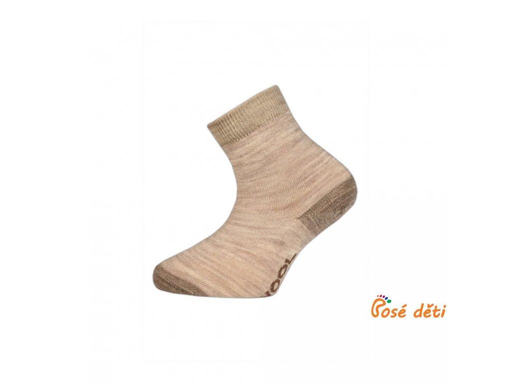 Vlnka - vlněné ponožky