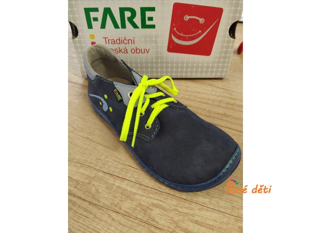 Fare Bare 5212201 - modré (tkaničky)