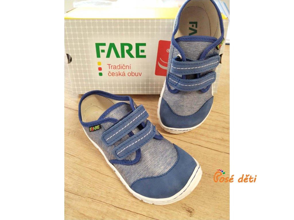 Fare Bare 5211403 - plátěnky džínové