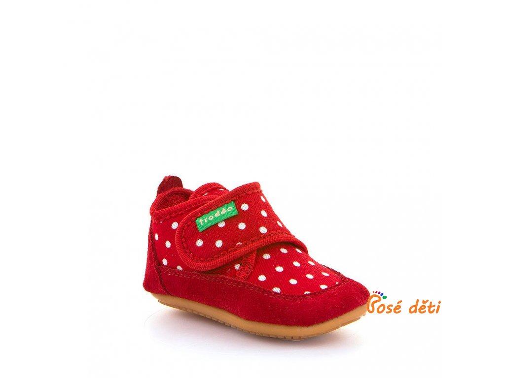 Froddo Slippers Red